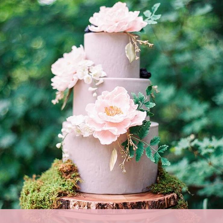 30 трехъярусных тортов для свадьбы – Oh My Wed Day