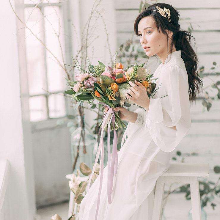 Утро невесты в весенних тонах – Oh My Wed Day