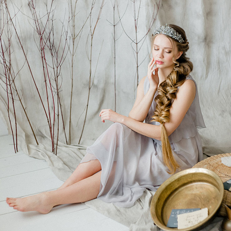 Waiting for Spring: трепетное утро невесты – Oh My Wed Day