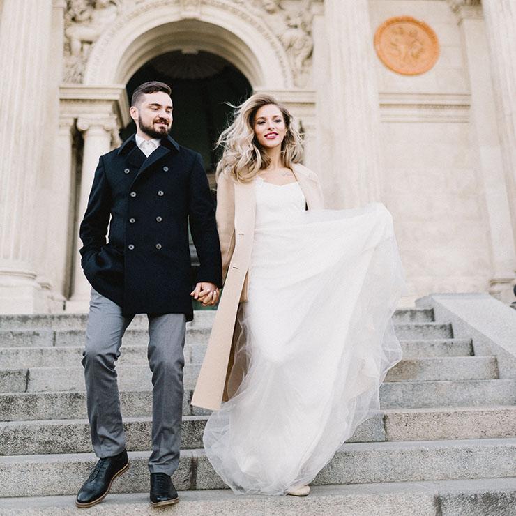 История любви Тани и Дэна в осеннем Будапеште – Oh My Wed Day
