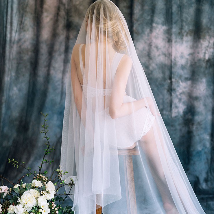 Гармония счастья: нежная будуарная съемка – Oh My Wed Day