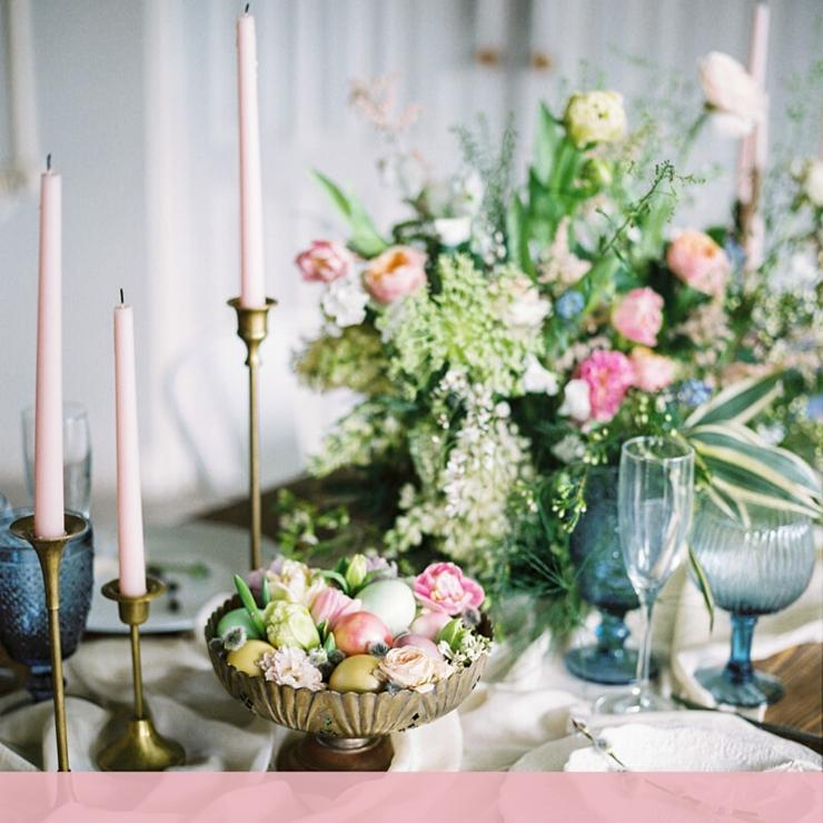 Свадебные идеи: цветные бокалы в декоре – Oh My Wed Day