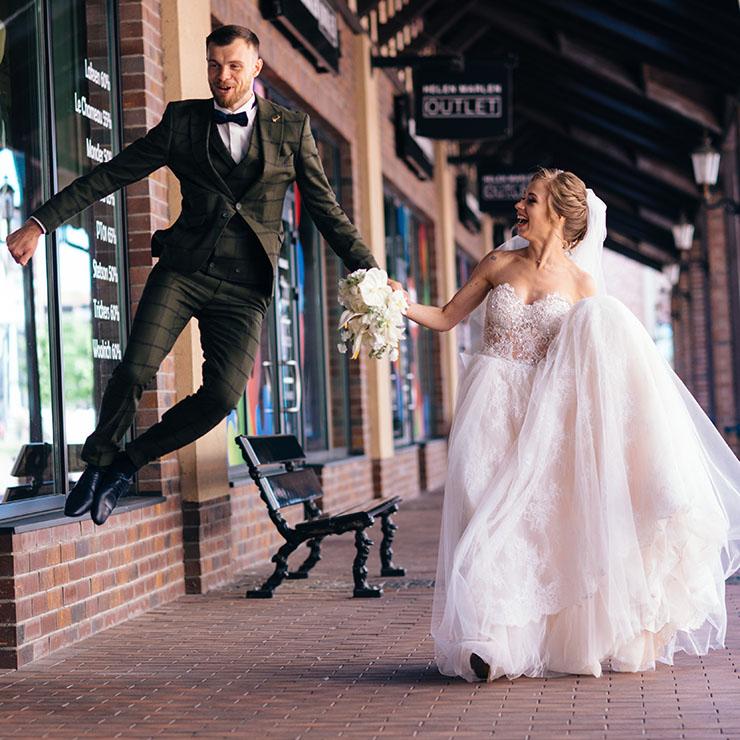 Летняя свадьба Анастасии и Максима – Oh My Wed Day