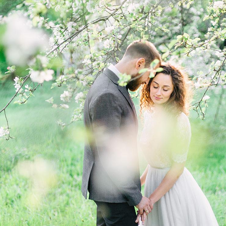 Свадьба Анастасии и Эдуарда в Ботаническом саду – Oh My Wed Day