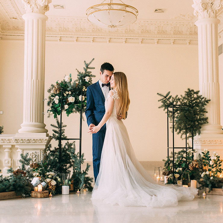 Winter Wonder: зимняя сказка о любви – Oh My Wed Day