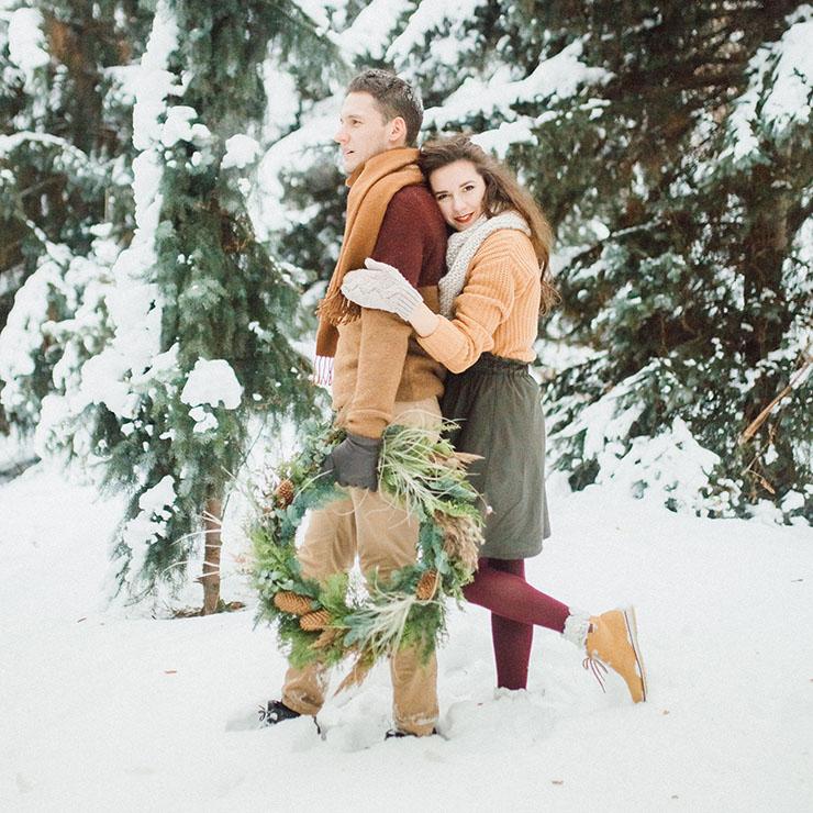 Love and magic: лав-сторі в засніженому лісі – Oh My Wed Day