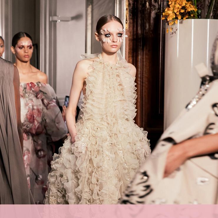 Haute Couture Spring 2019: 25 самых красивых свадебных нарядов – Oh My Wed Day