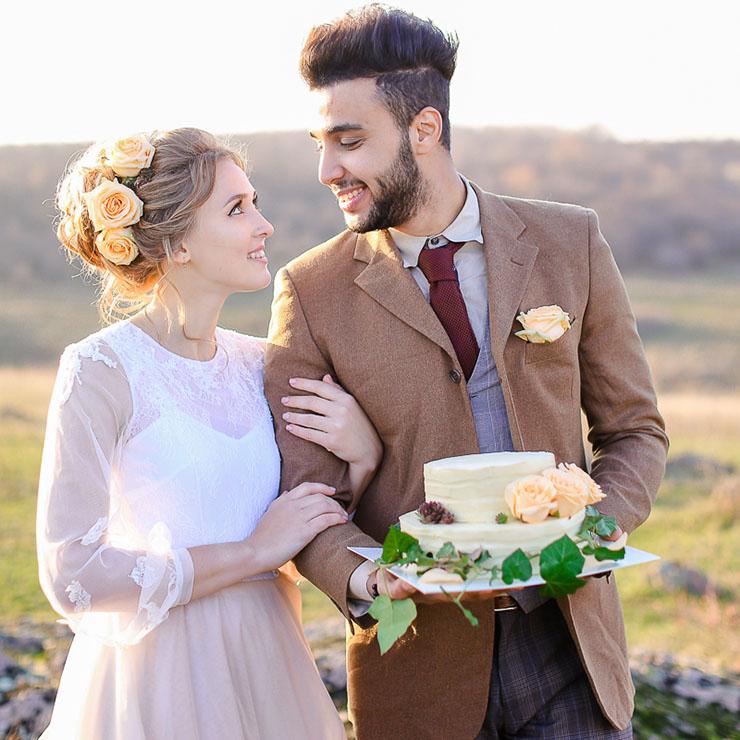 Нежная прогулка Алины и Аюба – Oh My Wed Day