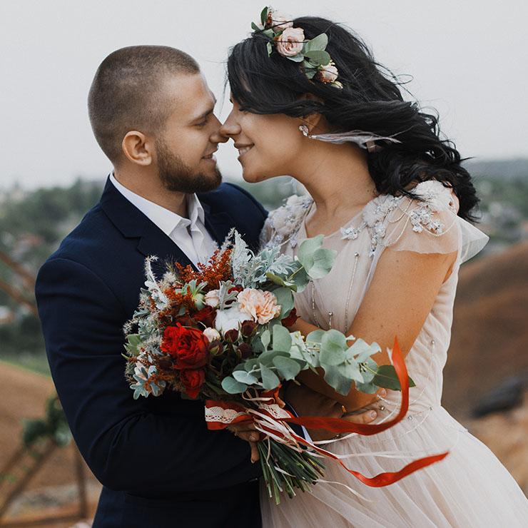 Сияние любви: свадьба Валерии и Валеры – Oh My Wed Day