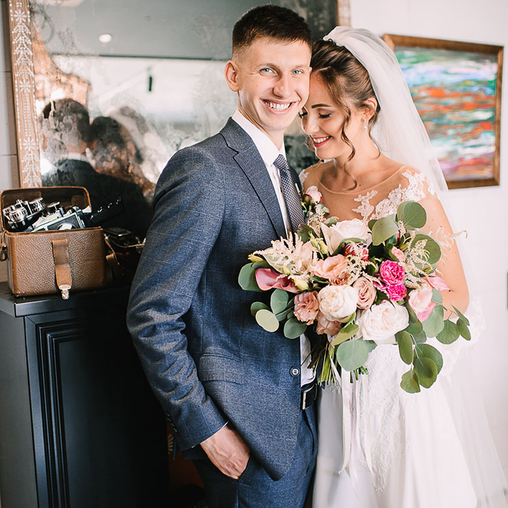 Свадьба под открытым небом Кати и Руслана – Oh My Wed Day