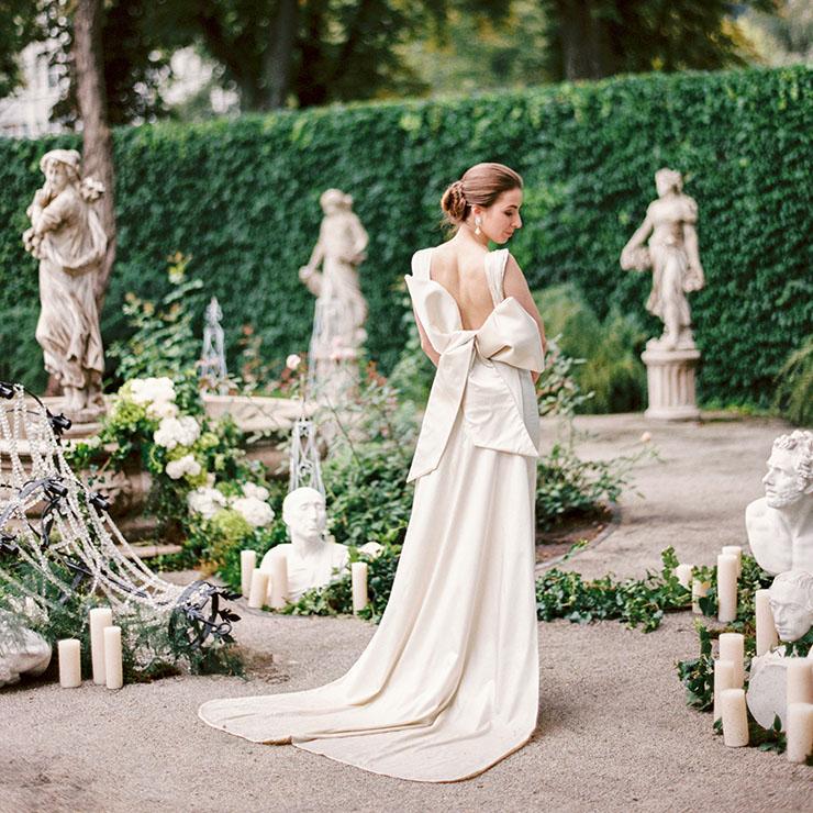 Свадьба в стиле Vogue Ксюши и Шами – Oh My Wed Day