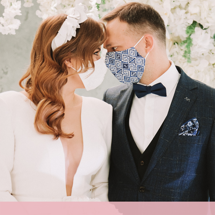 Уперше в Україні: онлайн-весілля Інни та Ігоря – Oh My Wed Day