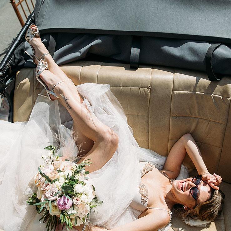 Микс драйва и веселья: свадьба Иры и Виталия – Oh My Wed Day