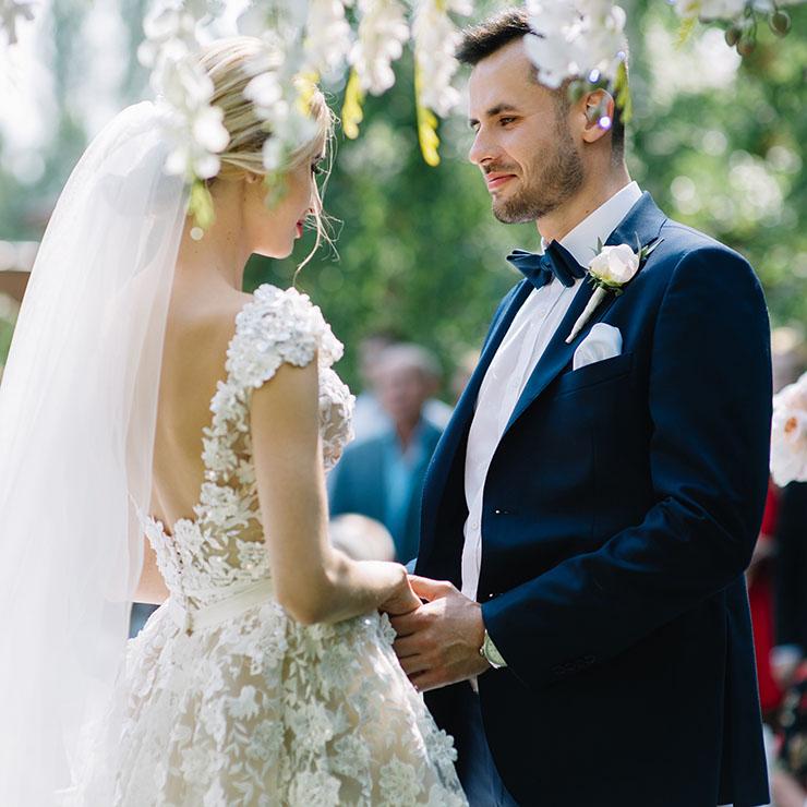 Щастя бути разом: весілля Віри та Максима – Oh My Wed Day