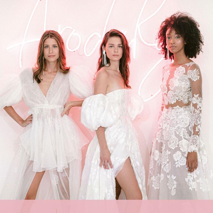 Bridal Spring 2020: 30 главных платьев для невест – Oh My Wed Day