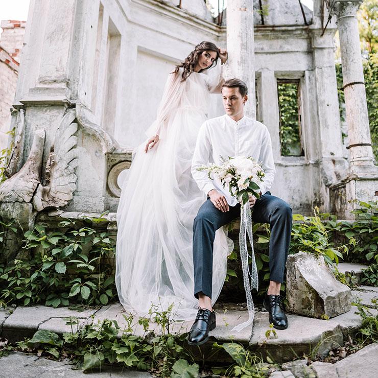 Романтическая история Юлии и Сергея – Oh My Wed Day