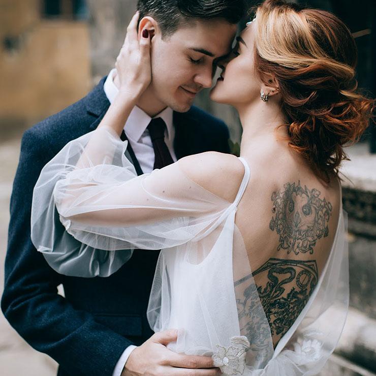 Українське весілля Аліси та Майкла у Львові – Oh My Wed Day