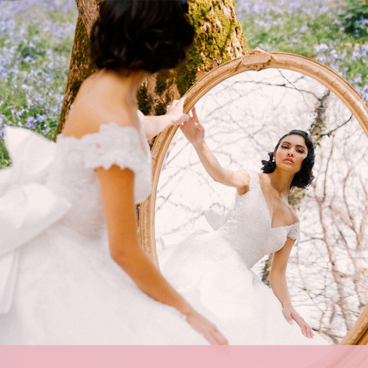 Disney представили коллекцию свадебных платьев – Oh My Wed Day