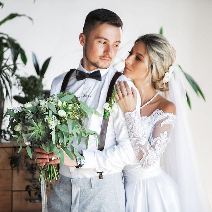 Затишне весілля Юлі та Юри – Oh My Wed Day