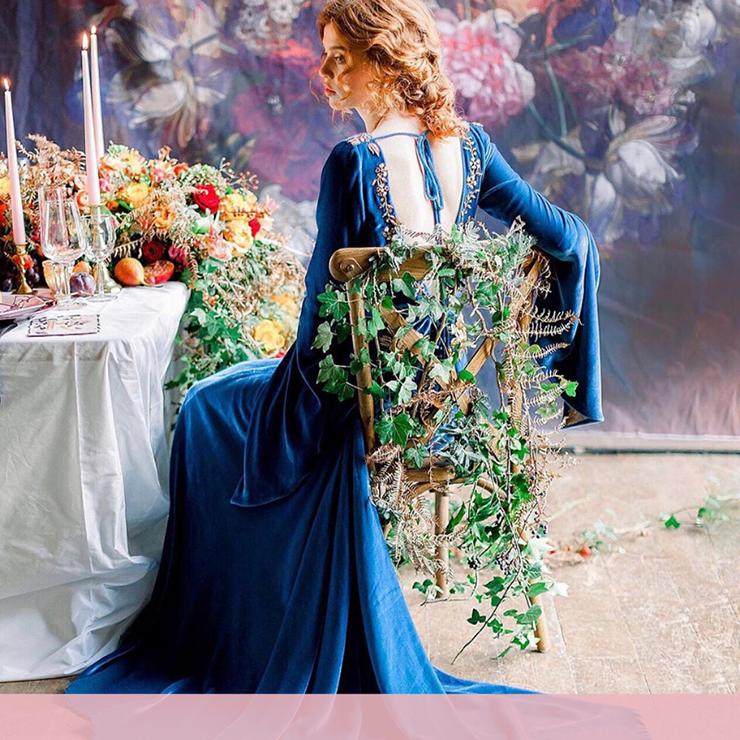 Главный цвет для свадьбы в 2020 году – Oh My Wed Day