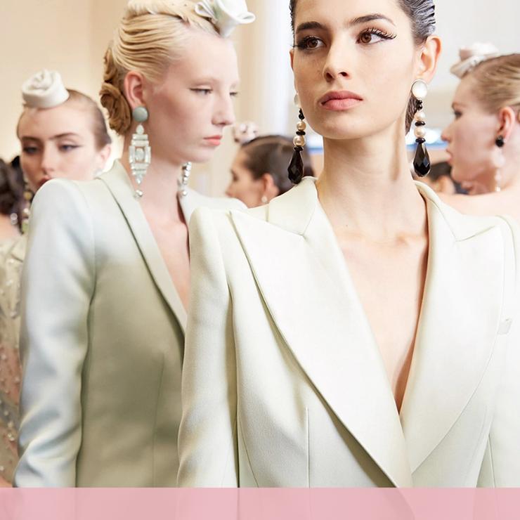 Haute Couture Fall 2019: 20 платьев, которые достойны невест – Oh My Wed Day