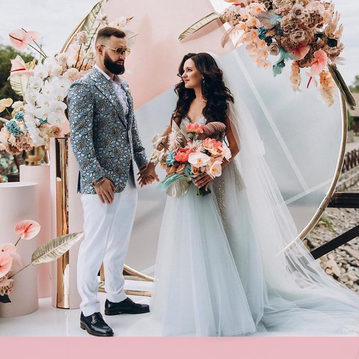Декор церемонії: 20 wow-ідей від весільних спеціалістів України – Oh My Wed Day