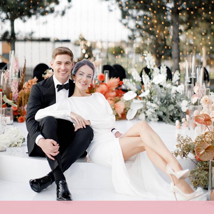 Свадьба Владимира Остапчука и Кристины Горняк – Oh My Wed Day