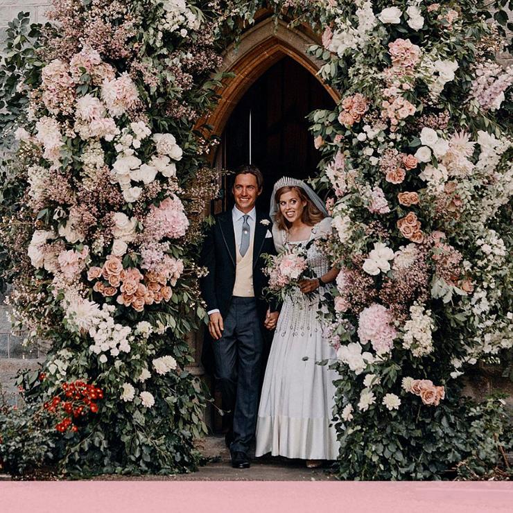 Топ-10 звездных свадеб 2020 года – Oh My Wed Day