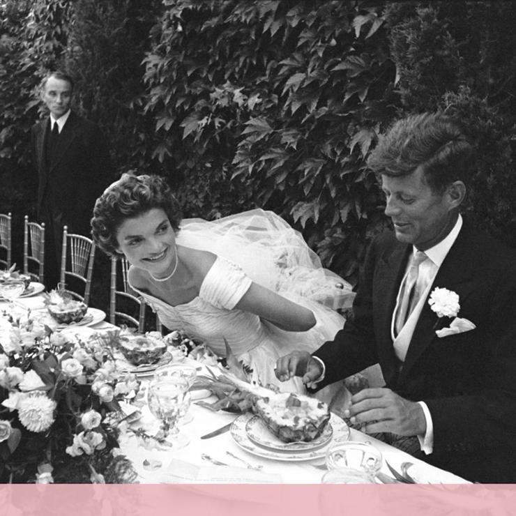 American Dream: 7 знаковых президентских свадеб – Oh My Wed Day