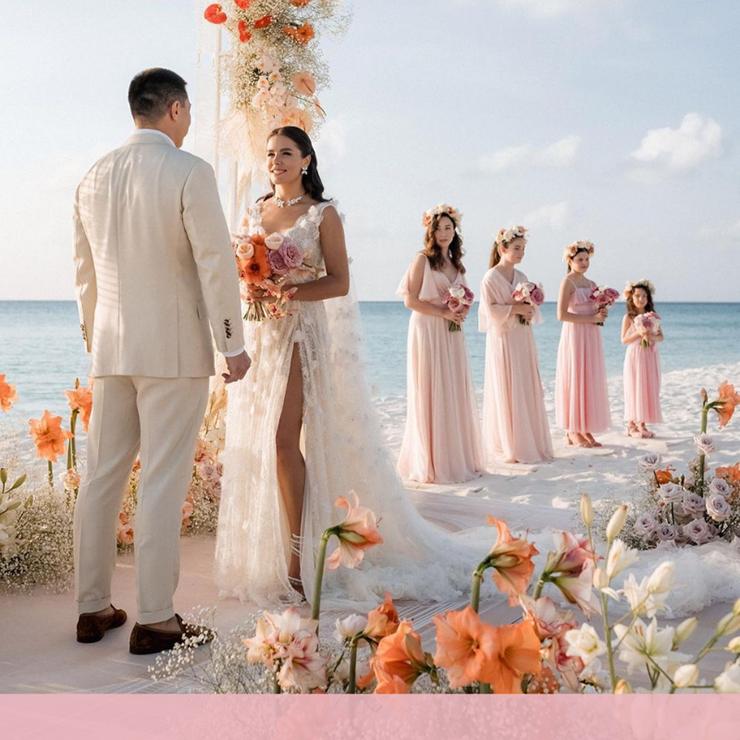 Первые фото со свадьбы телеведущей Иванны Онуфрийчук – Oh My Wed Day
