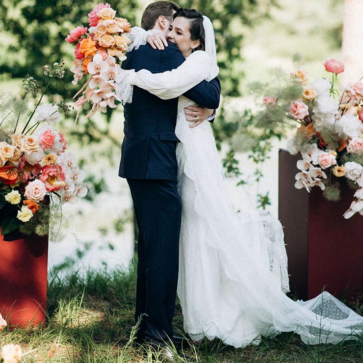 Стильно о важном: свадебная вечеринка Марины и Димы – Oh My Wed Day