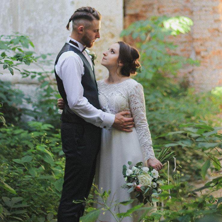 Три виміри кохання: весілля Галини та Михайла – Oh My Wed Day