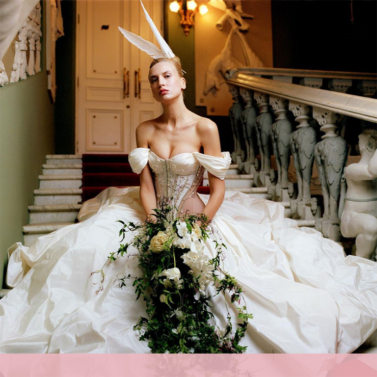 Український бренд Frolov представив першу весільну колекцію – Oh My Wed Day