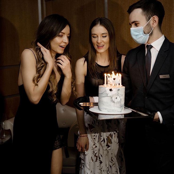 Вечеринка по случаю первой годовщины Wedding Daily – Oh My Wed Day