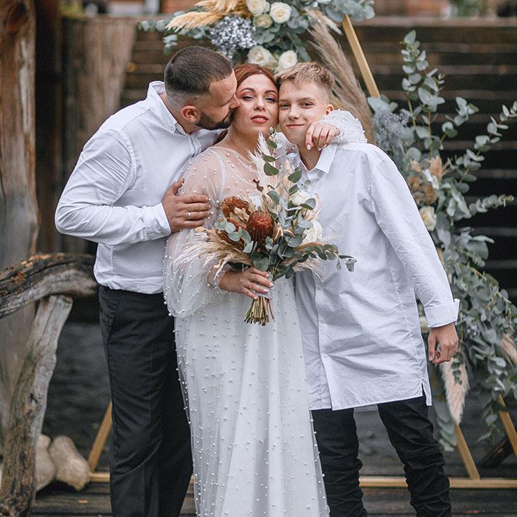 15-я годовщина свадьбы Светланы и Олега – Oh My Wed Day