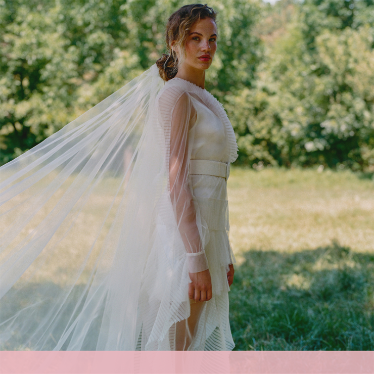 Перша весільна колекція українського бренда Nadya Dzyak – Oh My Wed Day