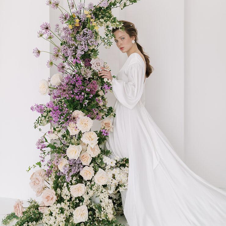 Подих весни: квітучий ранок нареченої – Oh My Wed Day